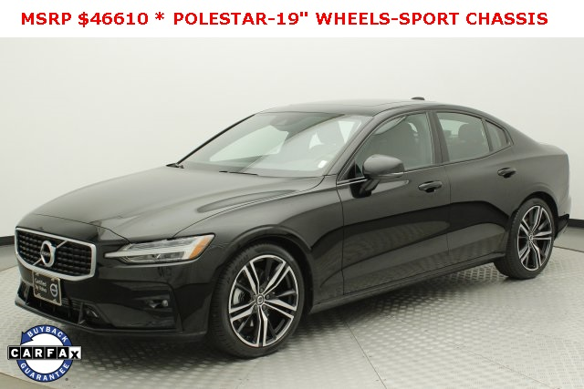 Certified Pre-Owned 2019 Volvo S60 T5 R-Design