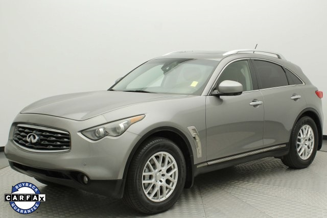 Pre-Owned 2009 INFINITI FX50 Base