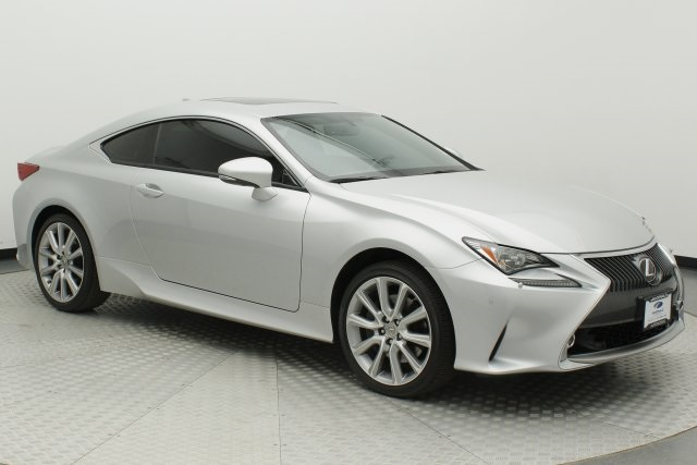 Pre Owned 2016 Lexus Rc 300 2d Coupe In Littleton Mpg5000843