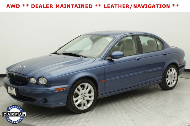 Pre-Owned 2004 Jaguar X-TYPE 3.0