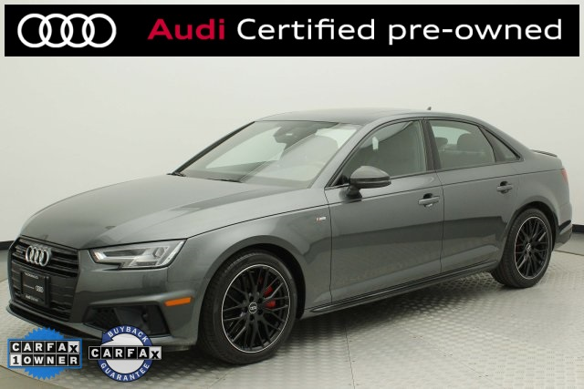 Audi Certified Pre Owned >> Certified Pre Owned 2019 Audi A4 2 0t Premium Plus Quattro 4d Sedan