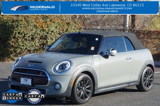 Pre Owned 2016 Mini Cooper S Base