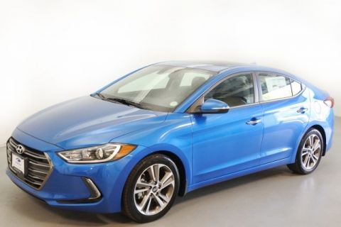 New 2017 Hyundai Elantra Limited FWD 4D Sedan