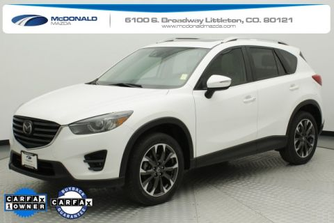 Pre-Owned 2016 Mazda CX-5 Grand Touring i-ACTIVSENSE Package
