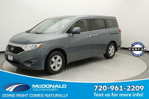Pre-Owned 2012 Nissan Quest 3.5 SV