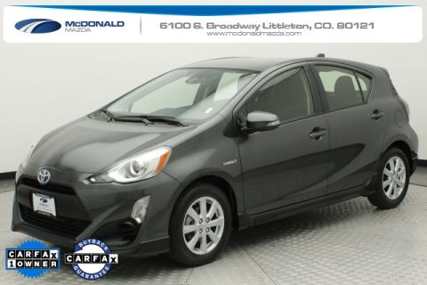 Pre-Owned 2017 Toyota Prius c Two