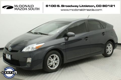 Pre-Owned 2010 Toyota Prius IV
