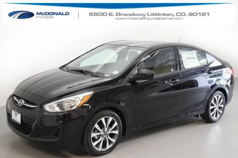 New 2017 Hyundai Accent Value Edition FWD 4D Sedan