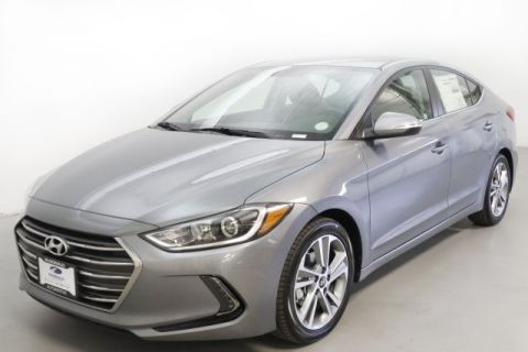 New 2018 Hyundai Elantra Limited FWD 4D Sedan