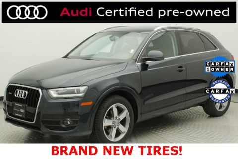 Certified Pre-Owned 2015 Audi Q3 2.0T Premium Plus