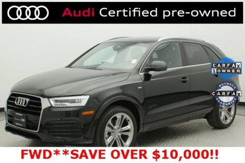 Certified Pre-Owned 2018 Audi Q3 2.0T Premium Plus