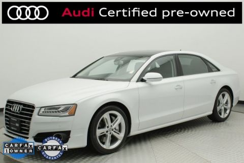 Certified Pre-Owned 2018 Audi A8 L 3.0T