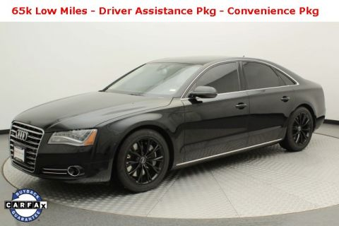 Pre-Owned 2011 Audi A8 4.2
