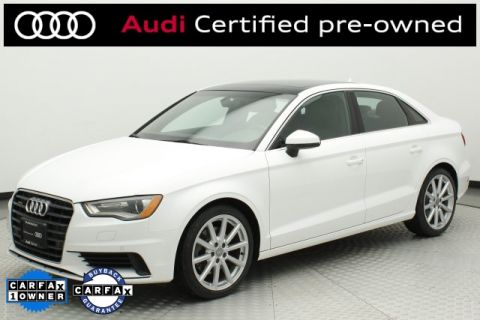 Certified Pre-Owned 2016 Audi A3 2.0T Premium Plus