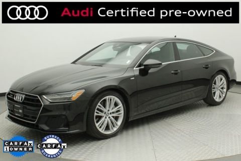 Certified Pre-Owned 2019 Audi A7 3.0T Premium Plus