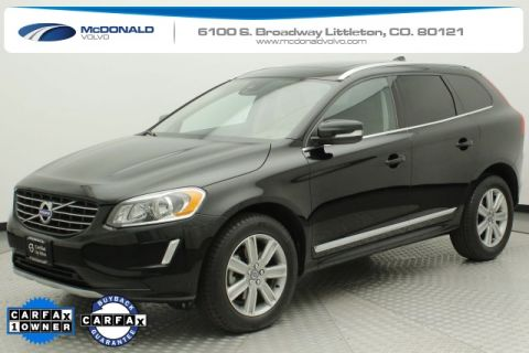 Certified Pre-Owned 2016 Volvo XC60 T6 Drive-E