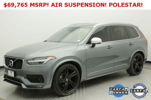 Certified Pre-Owned 2017 Volvo XC90 T6 R-Design